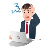 15519173-frustrated-businessman-holding-his-head-with-left-hand-against-white-background