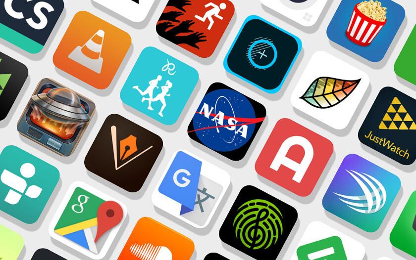 Apple App Store Icons