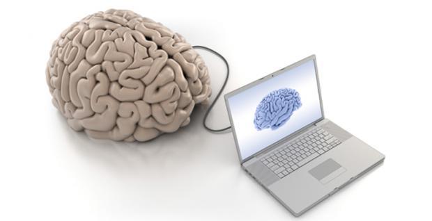 brain, computer, alsno lead art