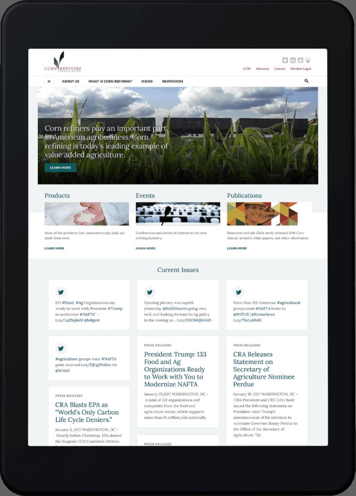 cra homepage