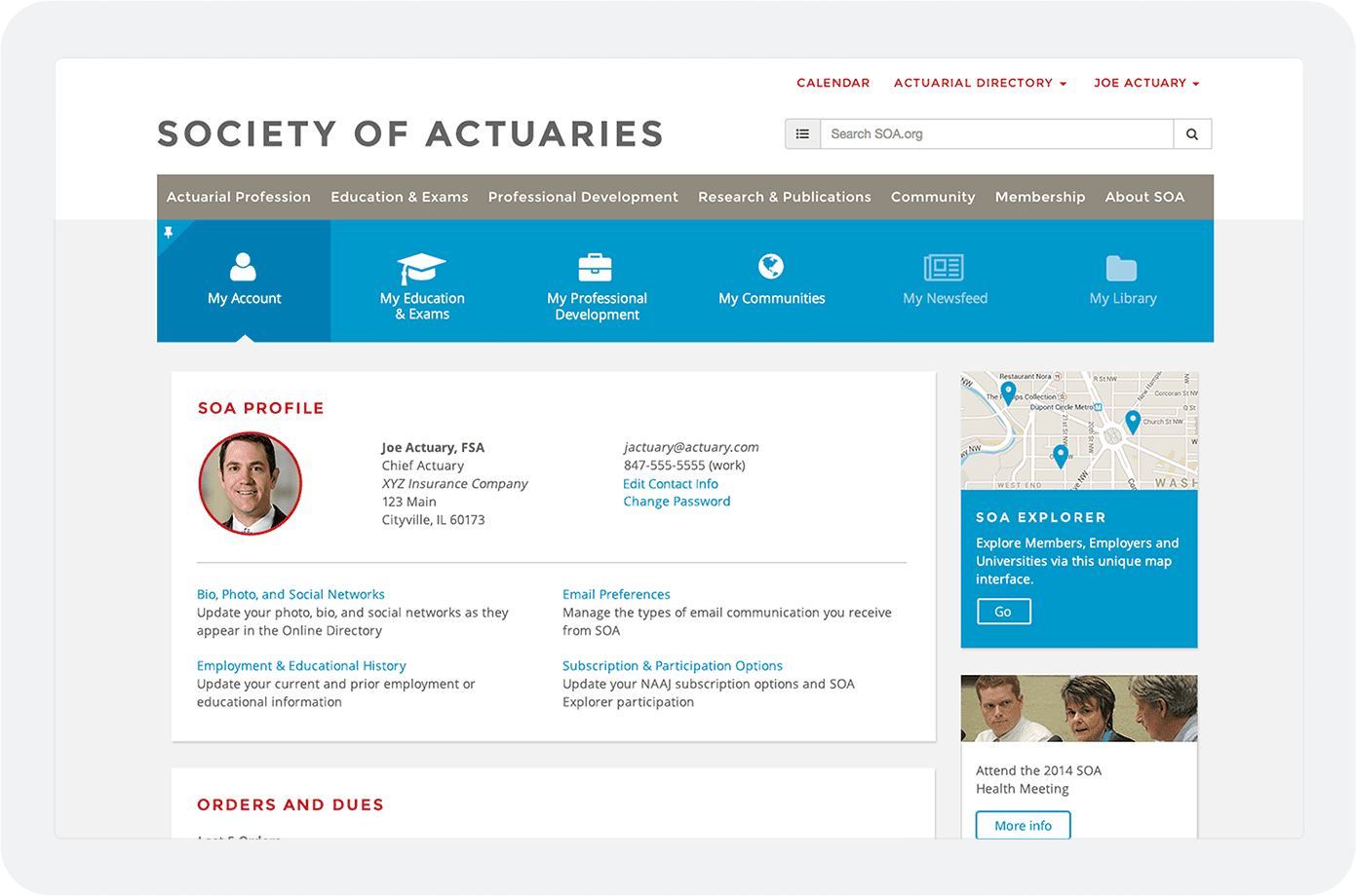 society-of-actuaries-portal