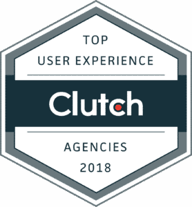 Clutch User Experience Winner