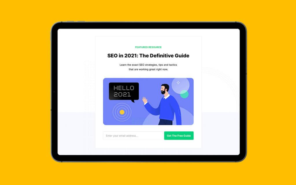Blacklinko guide download pane